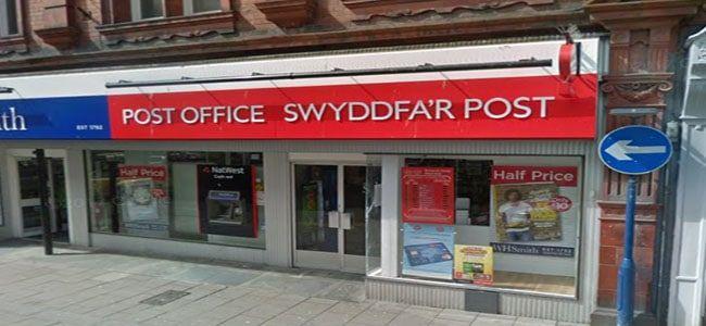 Aberystwyth Post Office