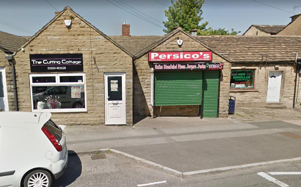 Roberttown Post Office