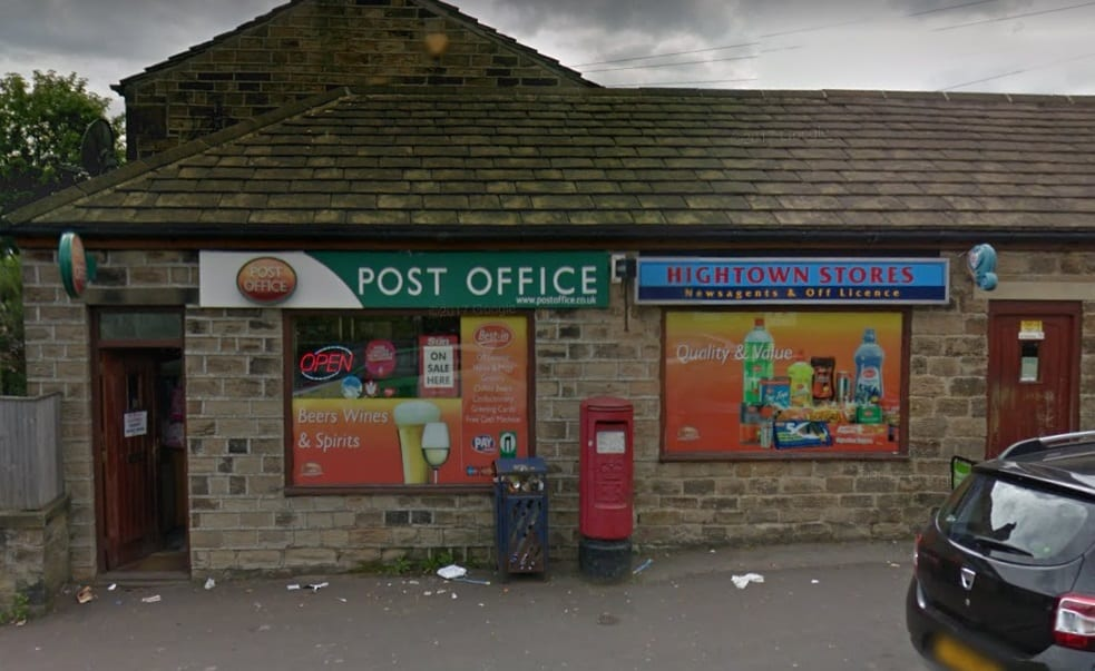Hightown Post Office