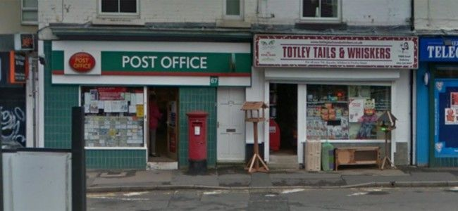 Totley Rise Post Office