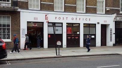 Baker Street Post Office
