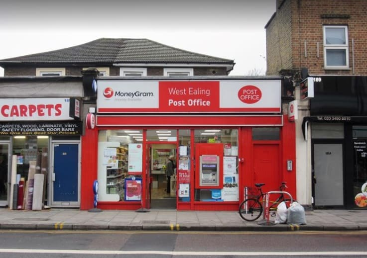 West Ealing Post Office