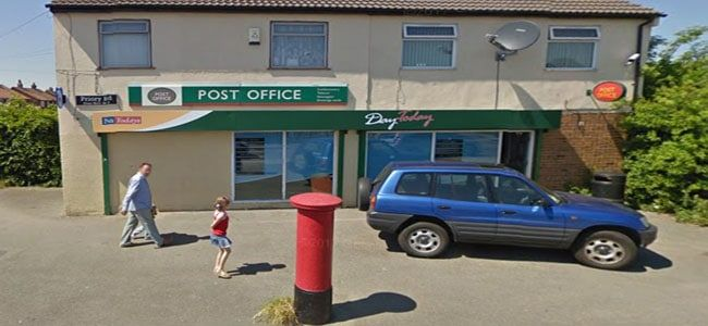Priory Road Post Office