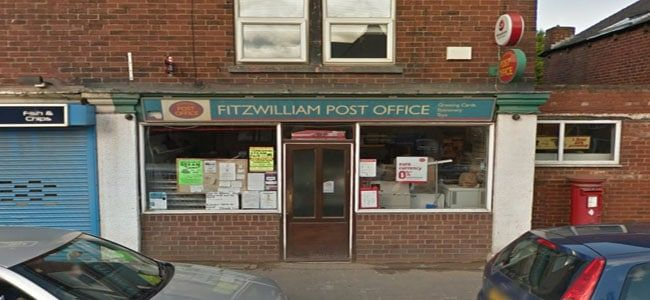Fitzwilliam Post Office