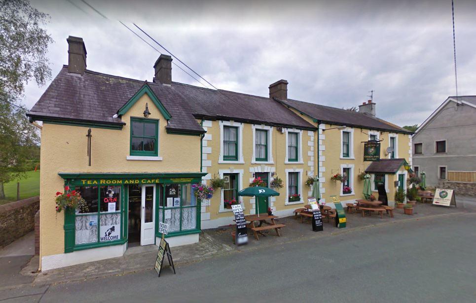 Llanwrda Mobile Service Post Office