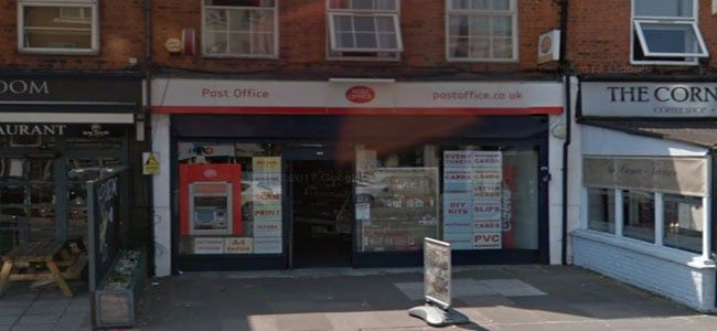 Ealing Common Post Office