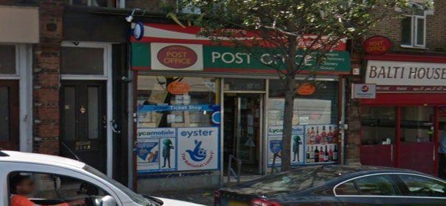 Horn Lane Post Office