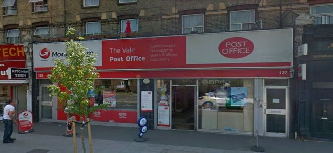 The Vale Post Office