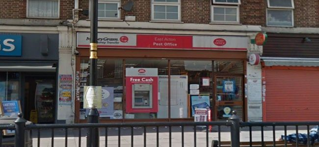East Acton Post Office