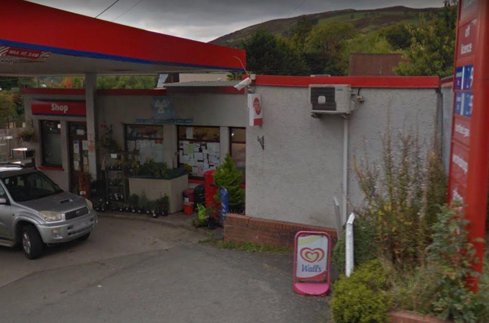 Llanwrtyd Wells Post Office