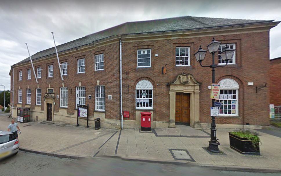 Llandrindod Wells Post Office