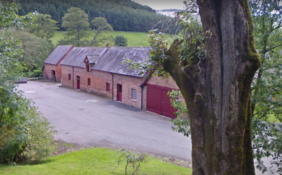 Abbeycwmhir Post Office