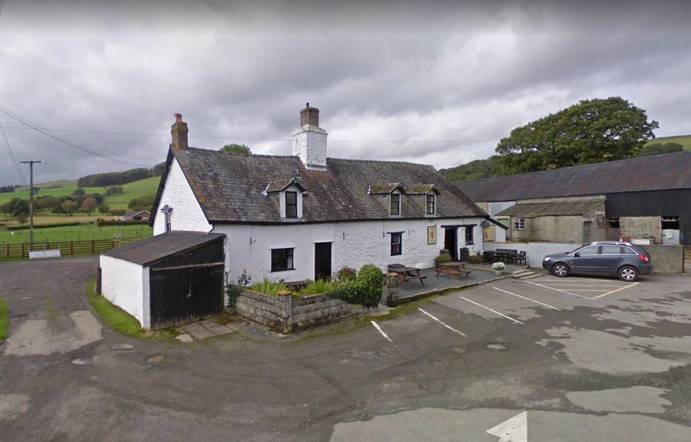 Llanafanfawr Post Office