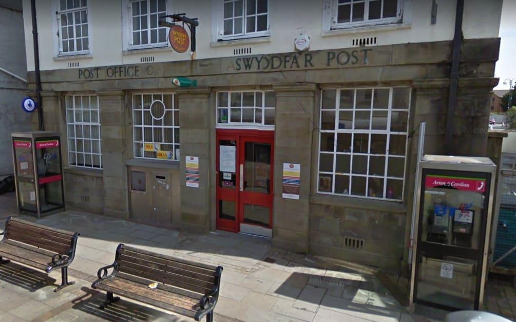 Ammanford Post Office