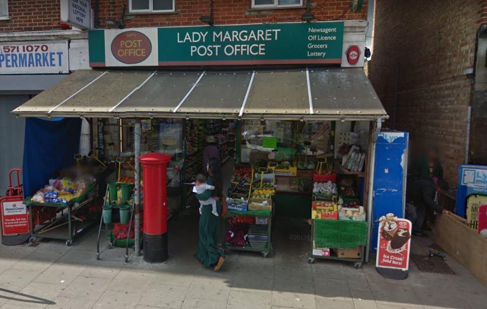 Mount Pleasant Post Office