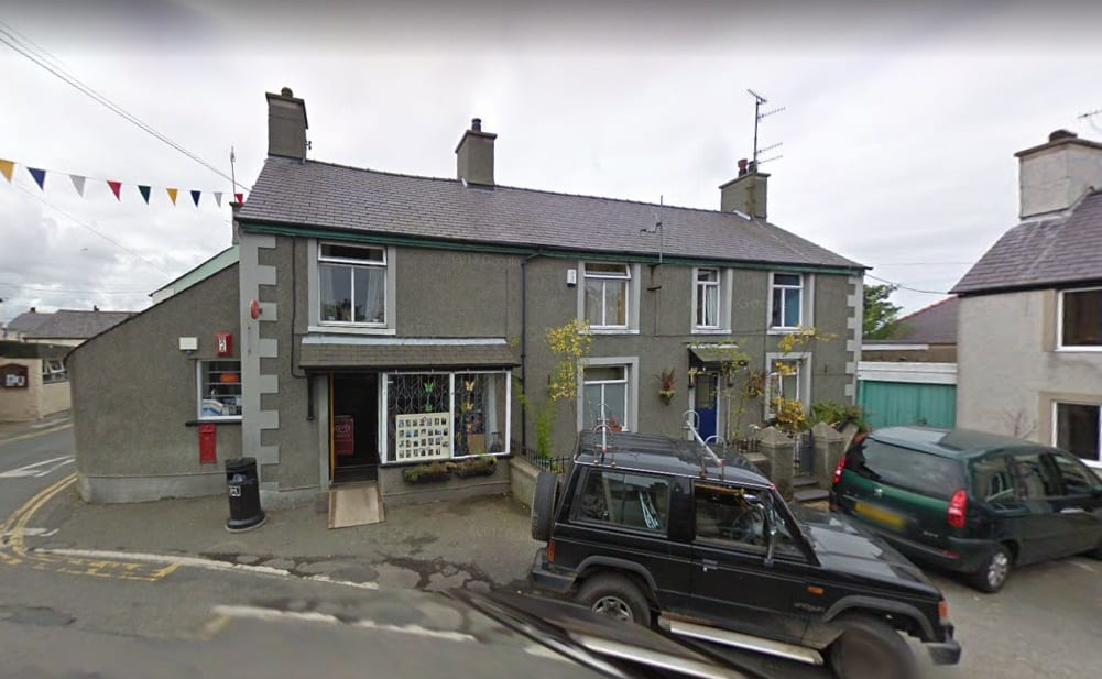Mynydd Mechell Post Office