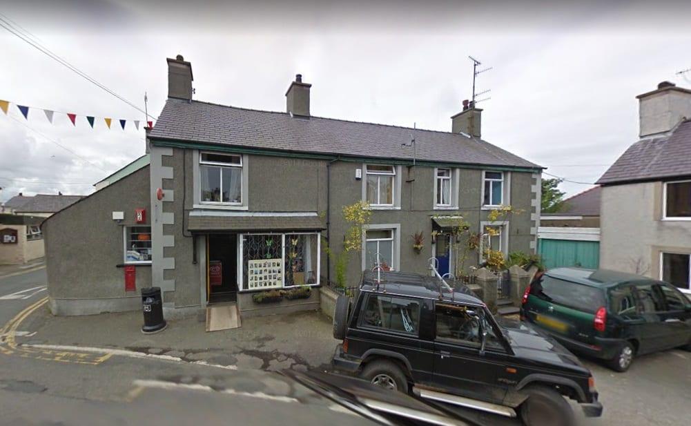 Llanfechell Post Office