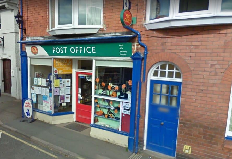 Llanrhaeadr Ym Mochnant Post Office