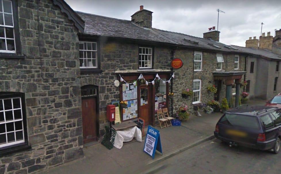 Penybont fawr Post Office