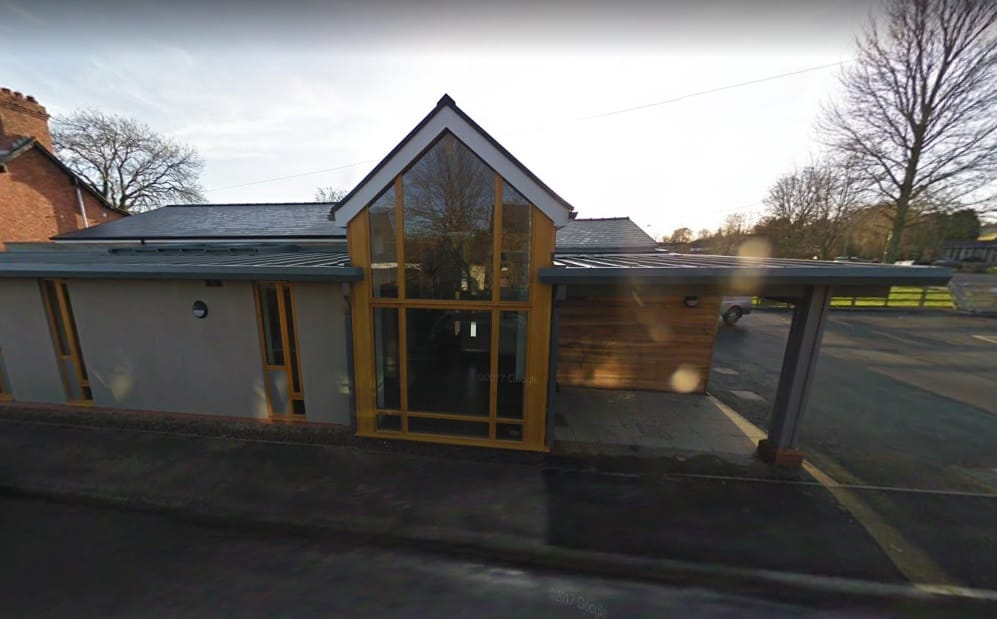 Llansanffraid Post Office