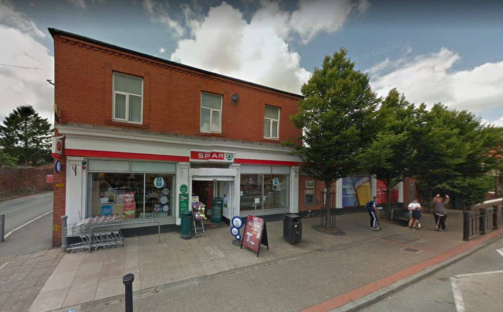 Chirk Post Office