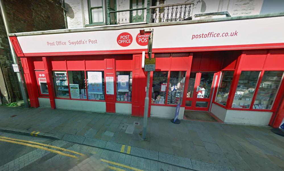 Ebbw Vale Post Office