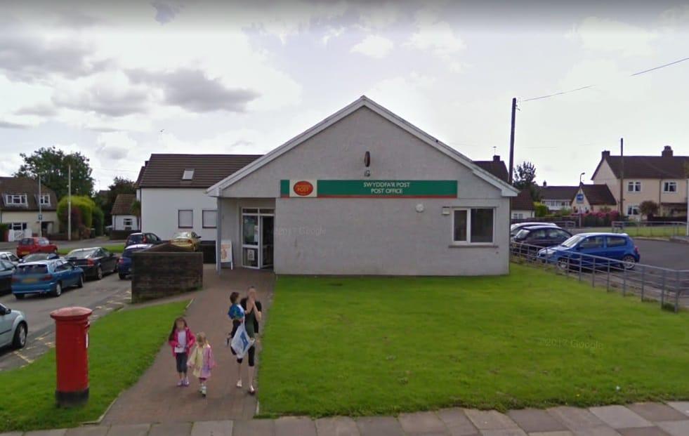 Beddau Post Office