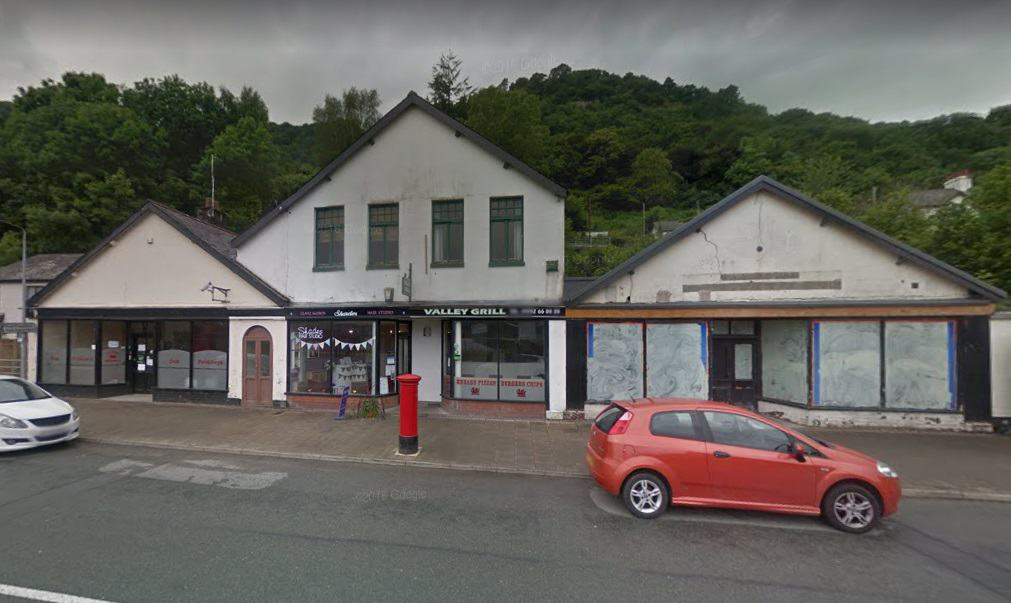Dolgarrog Post Office