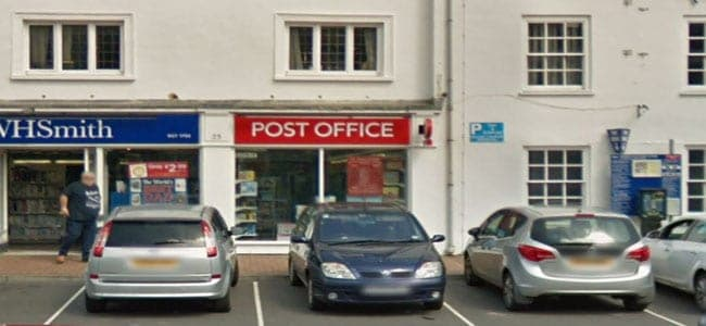 Banbury Post Office
