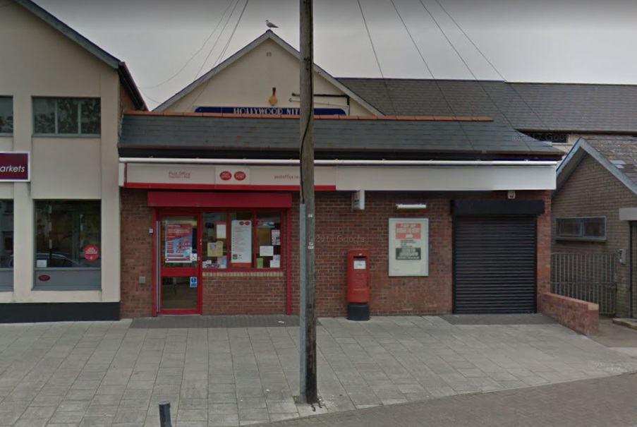Llantwit Major Post Office