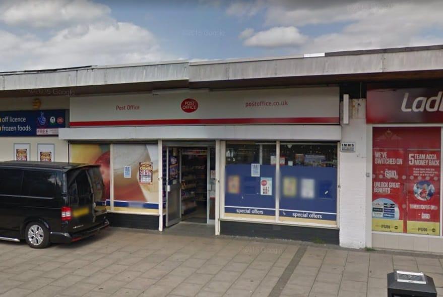 Gracemount Post Office