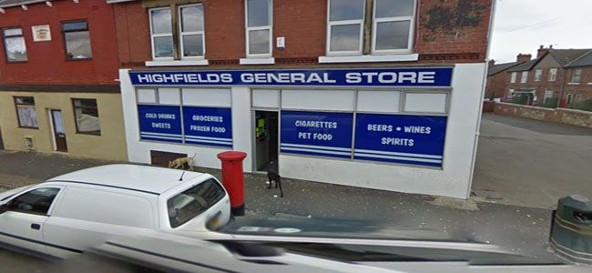Highfields Post Office