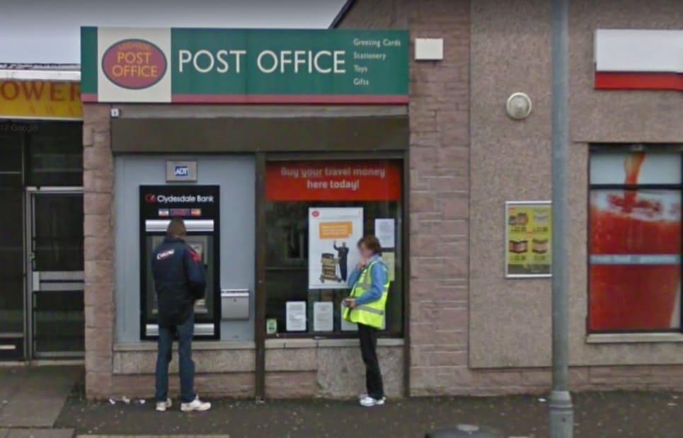 Lochside Post Office