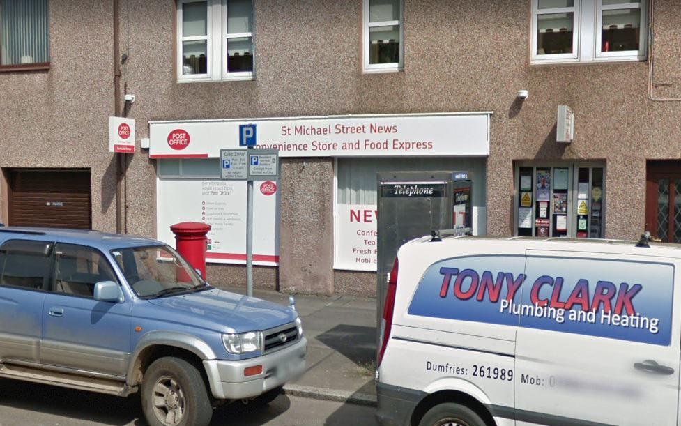 St Michael Street Post Office