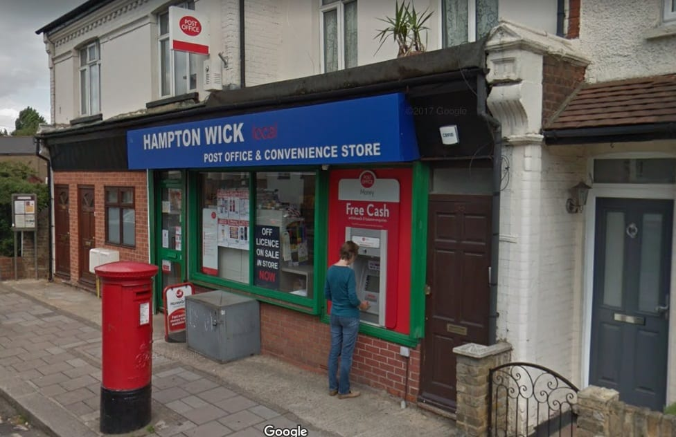 Hampton Wick Post Office