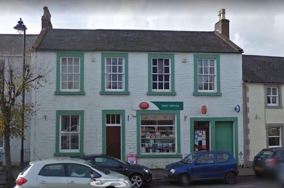 Lochmaben Post Office
