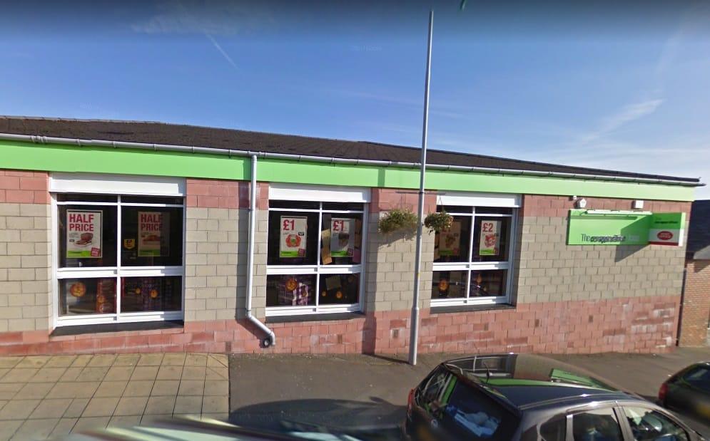 Lochore Post Office