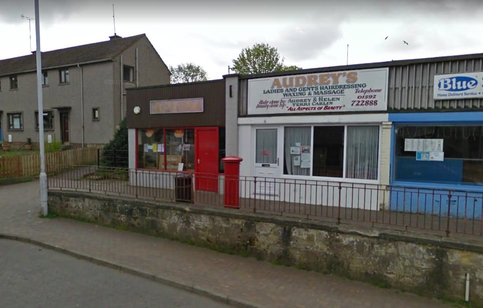 Cardenden Post Office