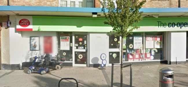 Braunstone Frith Post Office