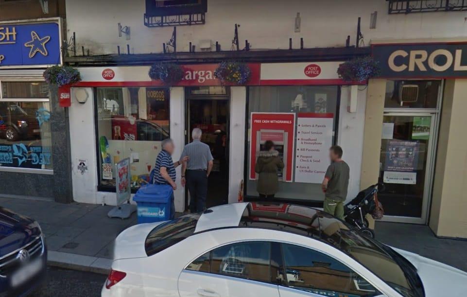 Lockerbie Post Office