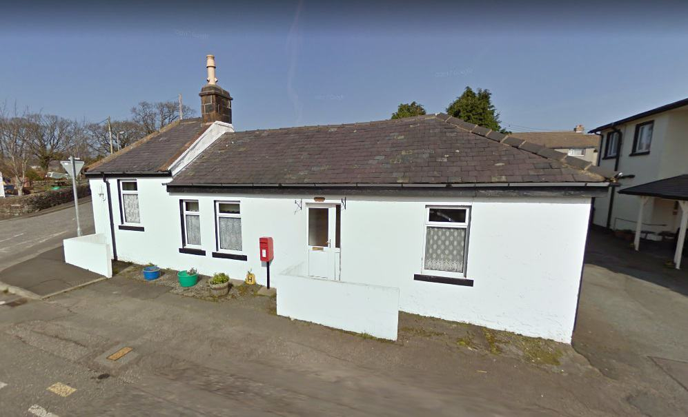 Carrutherstown Post Office