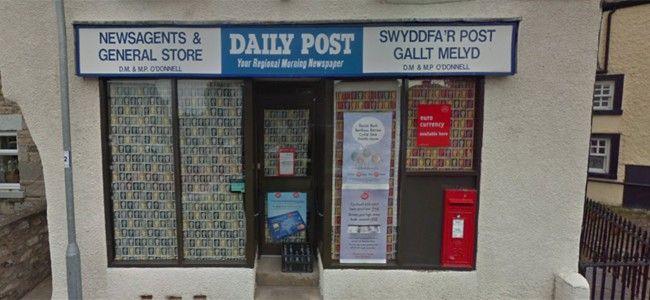 Meliden Post Office