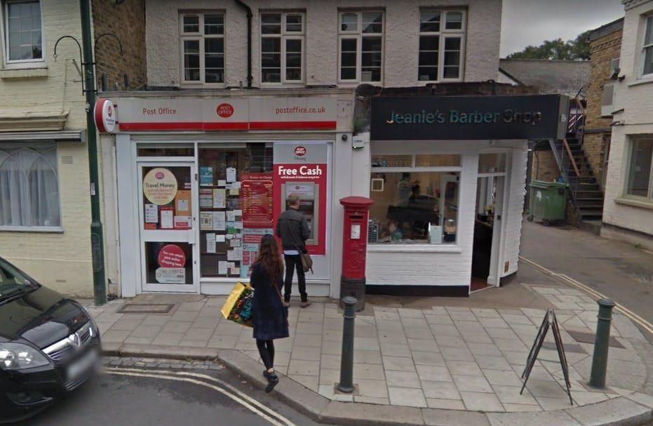 Teddington Post Office