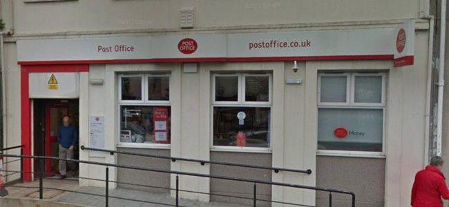 Newtownards Post Office