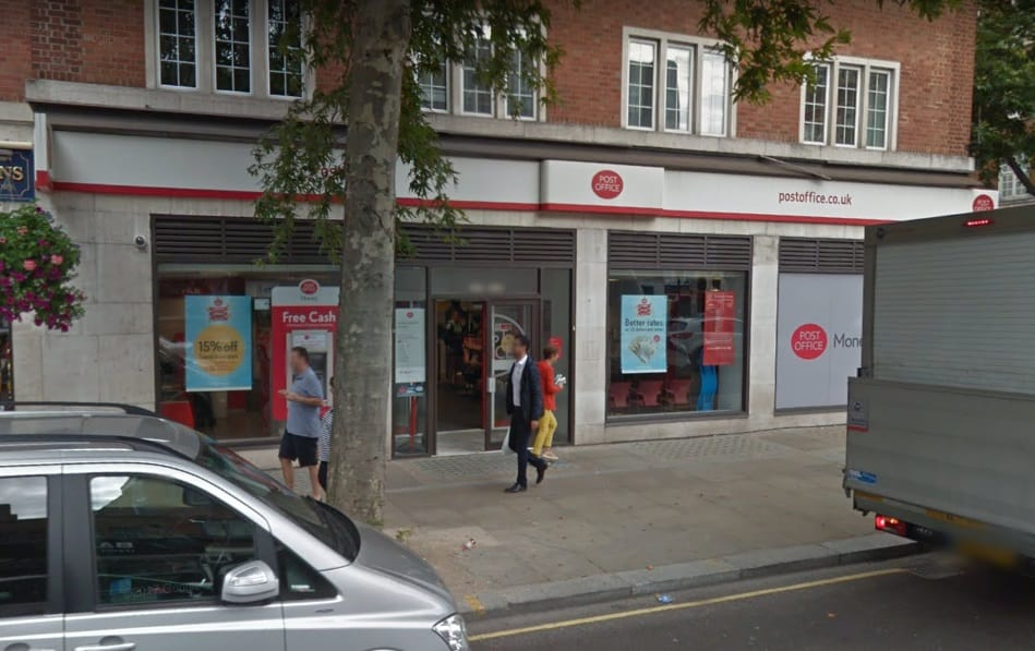 Kensington Post Office