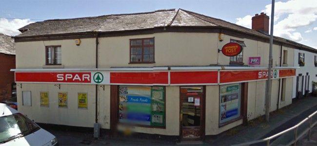 Four Crosses Post Office