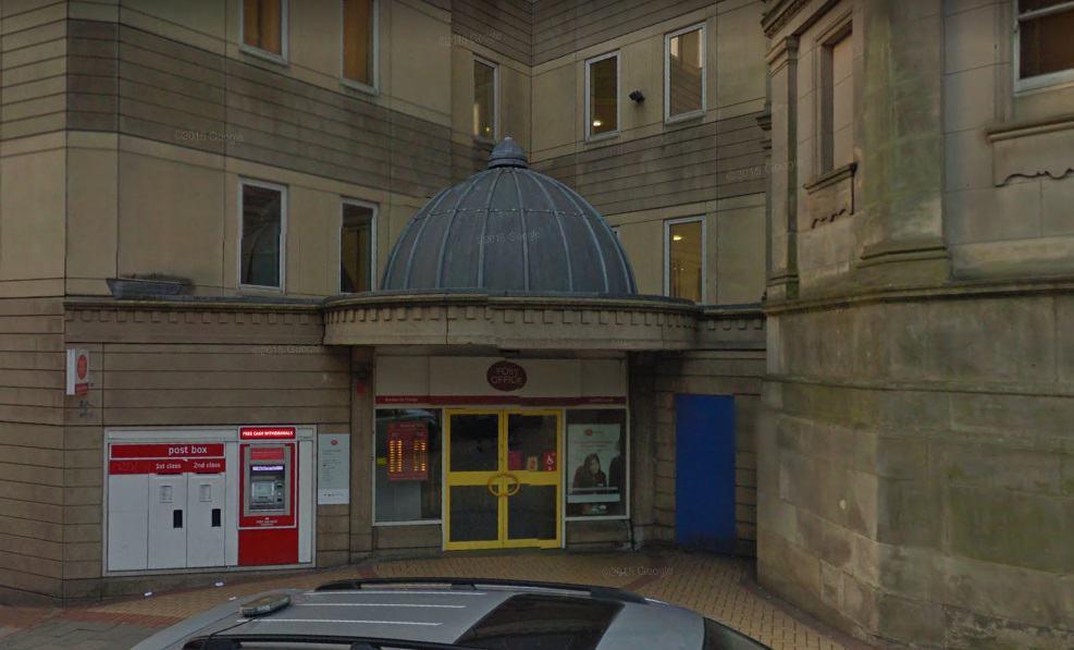 Birmingham Post Office