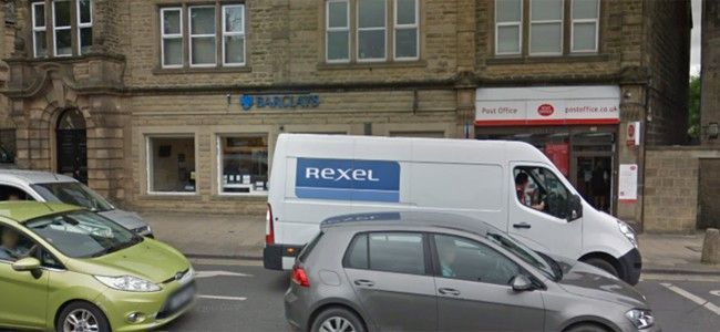 Guiseley Post Office