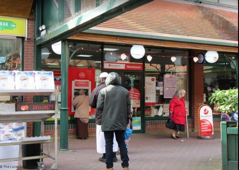 Newtown Post Office