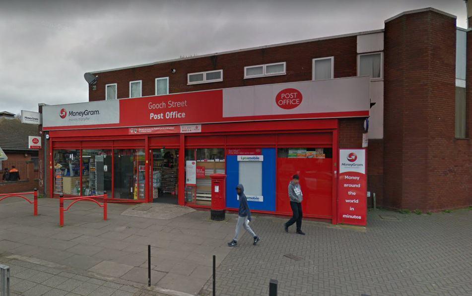 Gooch Street Post Office